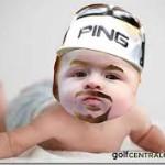 gambar bayi gaya hunter lucu