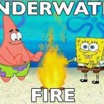 gambar kartun lucu spongebob