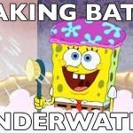 gambar kartun lucu spongebob terbaru