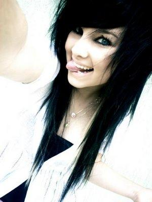 gambar emo girl cute