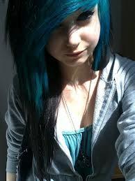 gambar emo girl