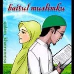 gambar kartun muslimah berpasangan