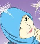 gambar kartun muslimah lucu banget