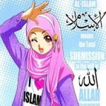 gambar kartun muslimah lucu cantik