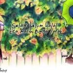 gambar kartun muslimah lucu romantis abis