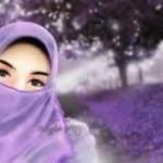 gambar kartun muslimah sejati