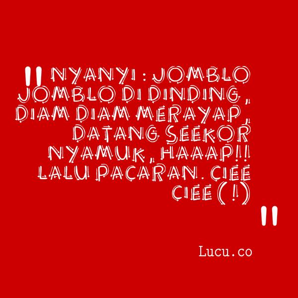 gambar kata kata cinta jomblo