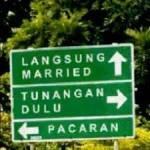 gambar kata kata cinta lucu jalan
