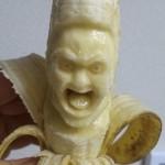 gambar unik lucu kreasi pad pisang