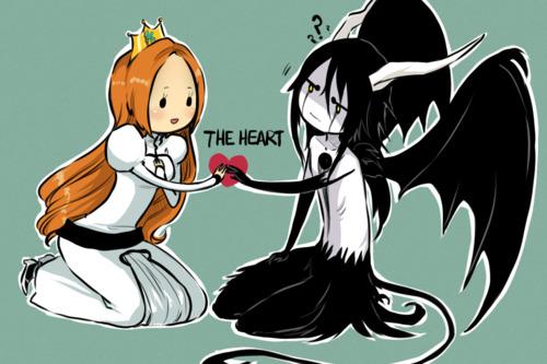 gambar kartun romantis emo