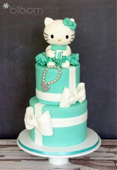 Gambar Kue Ulang Tahun Hello Kitty Lucu Gambargambar Co