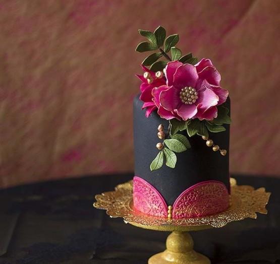 gambar kue ulang tahun sederhana namun menarik