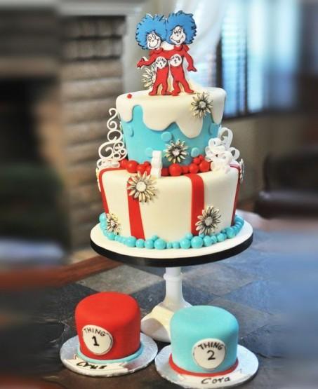 gambar kue ulang tahun untuk anak