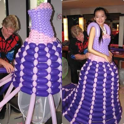 gambar busana fashion paling kreatif dan lucu