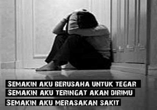 gambar kata kata cinta sedih banget menyentuh hati