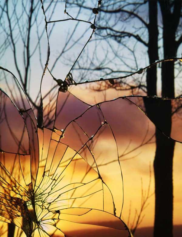 gambar pemandangan indah sunset