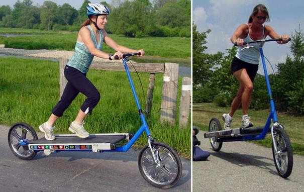 gambar sepeda olahraga unik