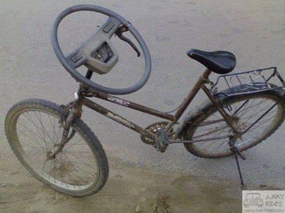 gambar sepeda paling gokil dan lucu banget