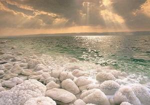Dead Sea, Israel Gambar Pemandangan ALam Terindah di Dunia