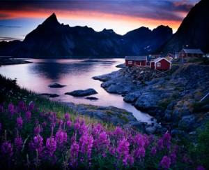 Norway Gambar Pemandangan ALam Terindah di Dunia
