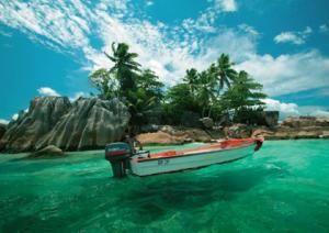 Seychelles Gambar Pemandangan ALam Terindah di Dunia