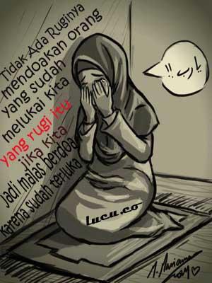 gambar kata bijak cinta islami sedih