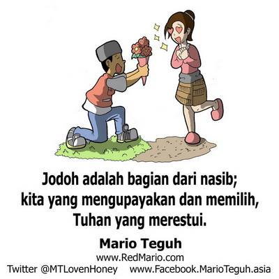 gambar kata bijak cinta mario teguh tentang jodoh