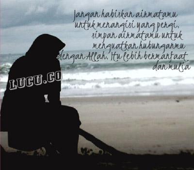gambar kata bijak islami tentang kesedihan