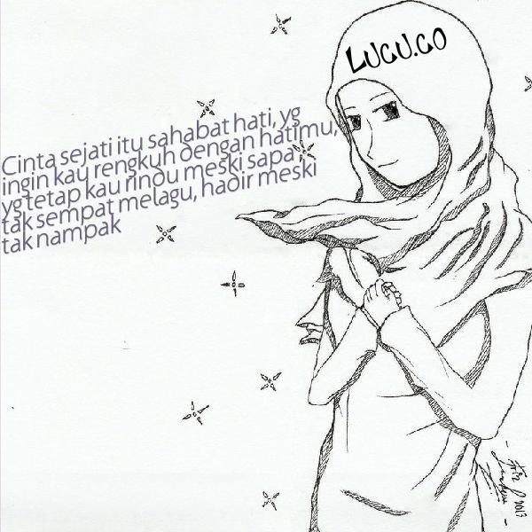 gambar kata mutiara cinta islami yang romantis