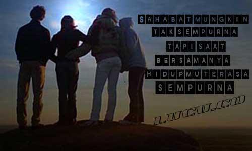 gambar kata mutiara persahabatan