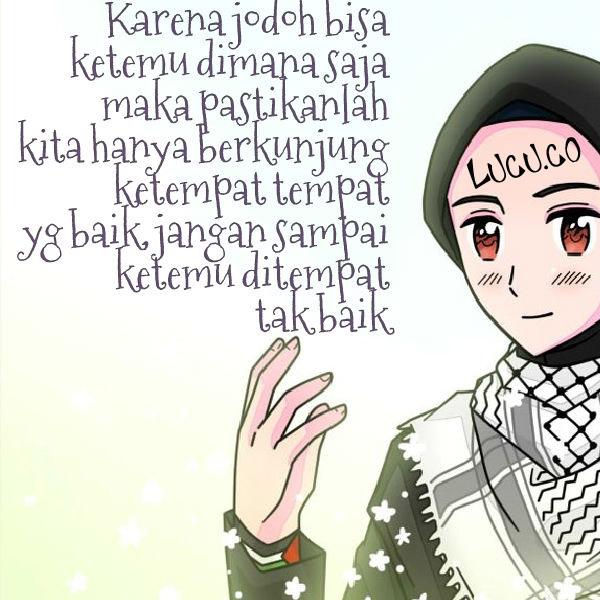 kata kata cinta islami menyentuh hati