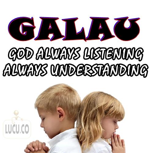 Foto Profil Facebook Galau