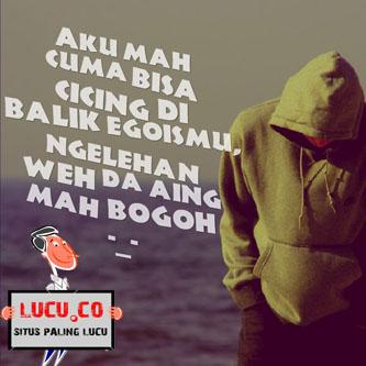 kata kata Cinta lucu bahasa Sunda