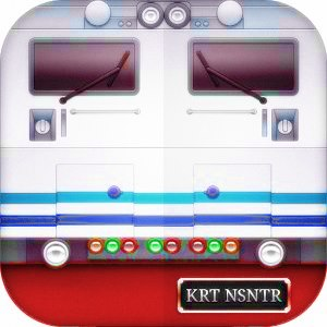 Aplikasi Android Tiket Transportasi Kereta Api