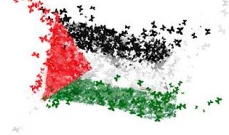 DP BBM animasi palestina