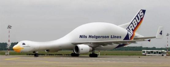 Gambar Pesawat Lucu