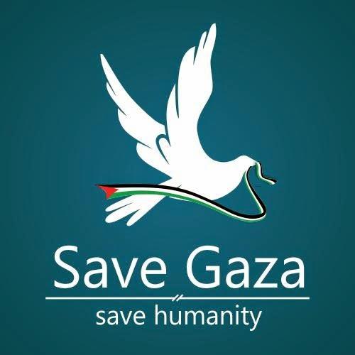 Gambar Save Gaza Palestina