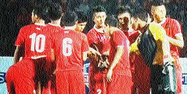 Hassanal Bolkiah Trophy 2014 Indonesia