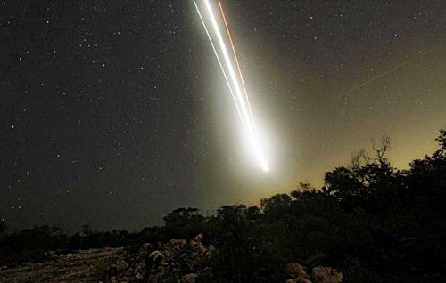 Hujan Meteor Perseid 2014