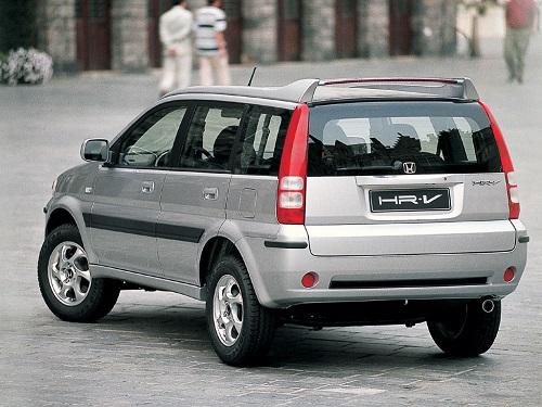Mobil Honda HRV Terbaik di Dunia
