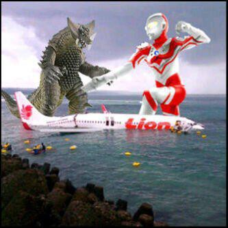 Penyebab Jatuhnya Pesawat Lion Air