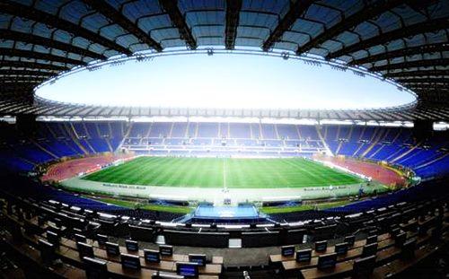 Stadion Megah Milik Italia