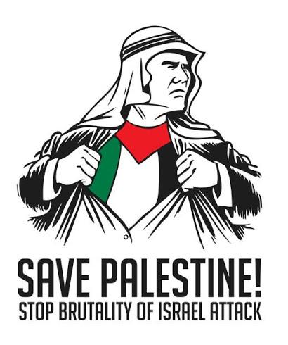 dp bbm pejuang palestina