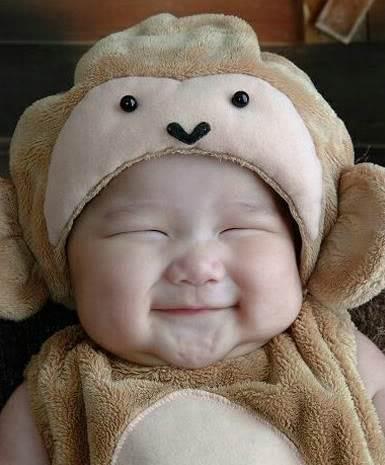 foto gambar lucu bayi imut