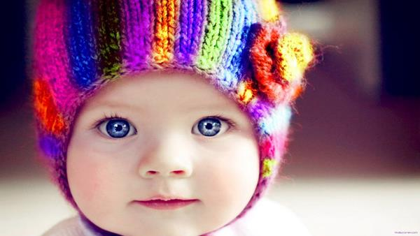 gambar bayi imut yang cantik