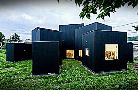 gambar rumah minimalis unik dan lucu