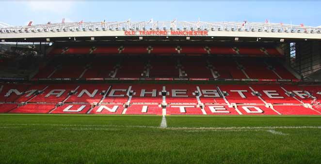 lapangan manchester united terbaik dunia