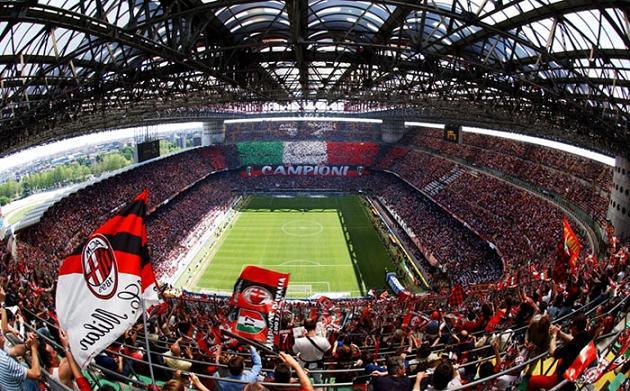 sansiro milano stadium