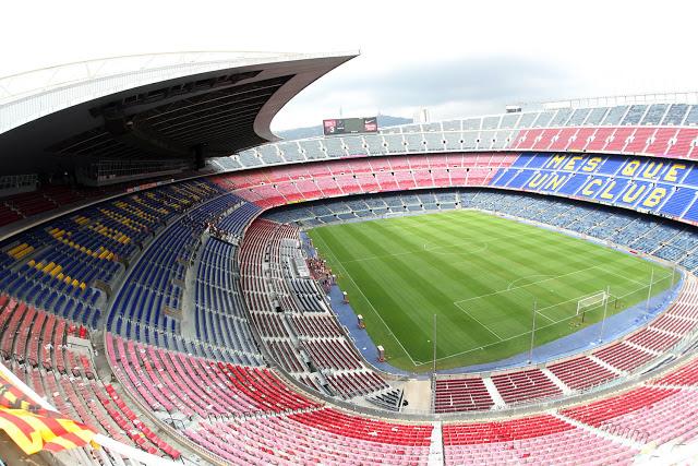 stadion barcelona camp nou