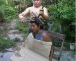 Gambar Foto Lucu Gokil Abis Terbaru